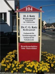 Rechtsanwaltskanzlei Kotz